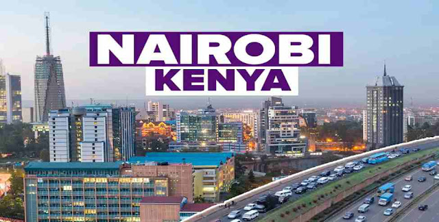 What is the capital of Kenya?