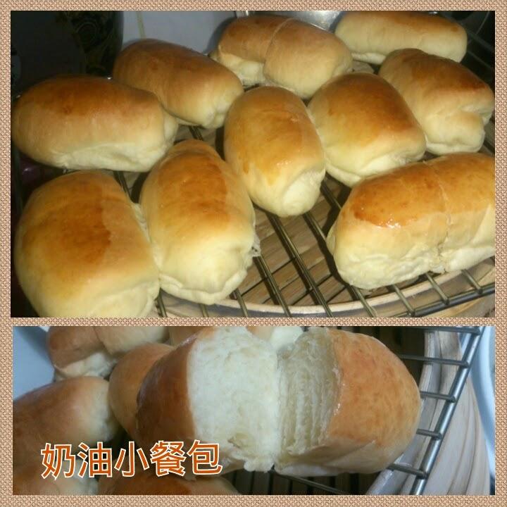 旅行的路上: 麵包烘培紀錄