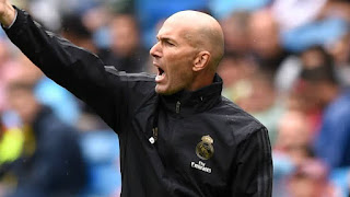 Zidane Feels Pressure After PSG Defeat