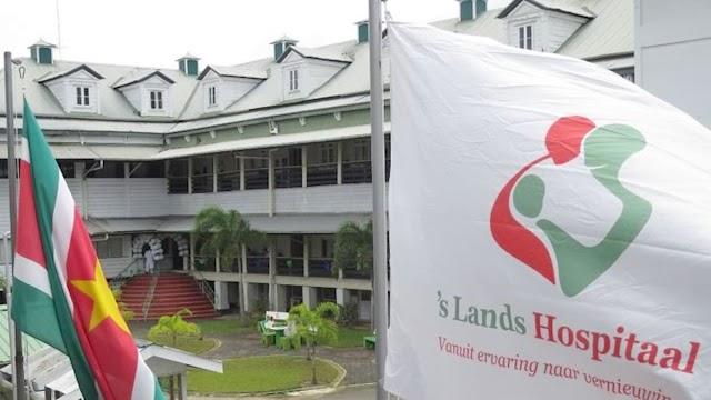 Twee medewerkers van 's Lands Hospitaal besmet op Covid-19