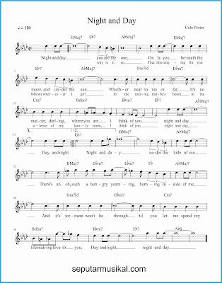 night and day lagu jazz standar