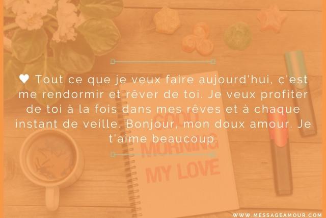 message-de-bonjour-mon-amour