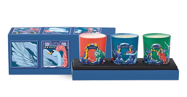 Diptyque Scented candle trio