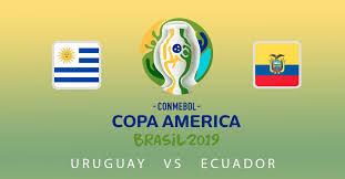 مشاهدة مباراة أوروجواي والأكوادور بث مباشر اليوم 17-6-2019 في كوبا امريكا 2019