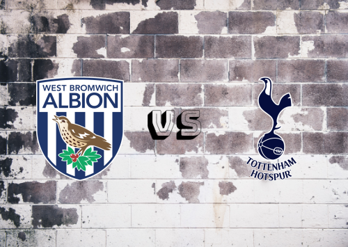 West Bromwich Albion vs Tottenham Hotspur  Resumen y Partido Completo