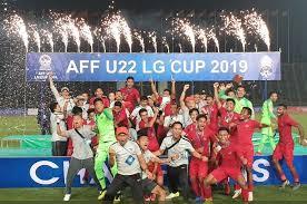 Hasil Laga Indonesia VS Thailand Piala AFF U-22 2019