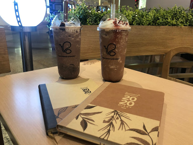 Patty Villegas - The Lifestyle Wanderer - Serenitea - 2020 Diary - Merry Triple Chocolate - Red Velvet Santa Mocha -7