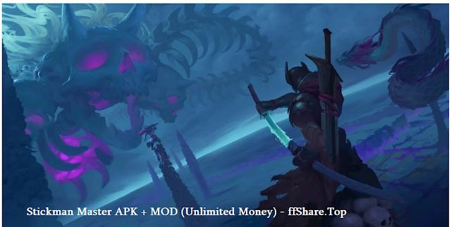 Stickman Master APK + MOD (Unlimited Money)
