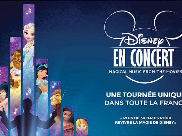 Il était une fois ... Disney en concert !