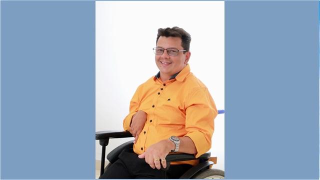 O Partido Solidariedade apresenta mais um de seus pré-candidatos ao cargo de Vereador no Município de Patos, o escritor e palestrante César de Sá.