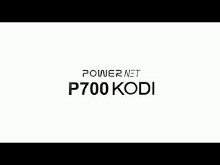 ATUALIZAÇÃO MEGABOX POWERNET P700 - 08/03/2018