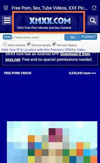 cara membuka alamat website yang diblokir