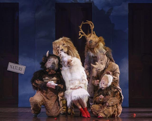 WNO The Magic Flute - The Animals