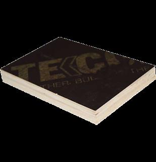 Coppha phủ phim Tekcom có công dụng làm khuôn để chứa vữa nhằm định hình bê tông