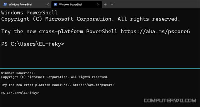 مميزات برنامج Windows Terminal الجديد لويندوز 10 20