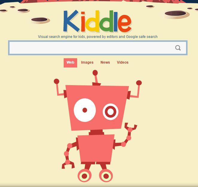 Kiddle Mesin Pencari yang Di Desain Khusus Untuk Anak-Anak