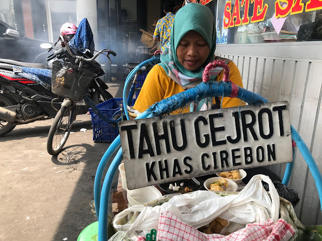 Culinary from Cirebon, West Java, Indonesia