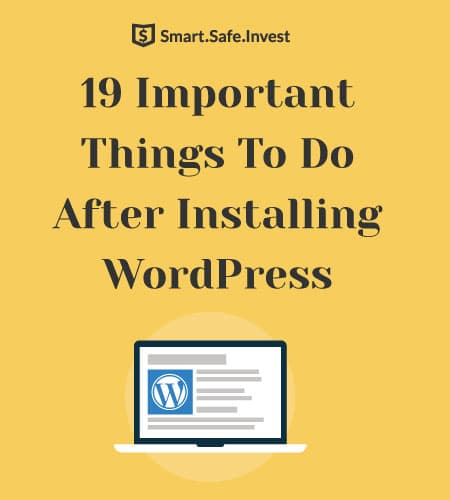 Essential Settings To Do After Installing WordPress