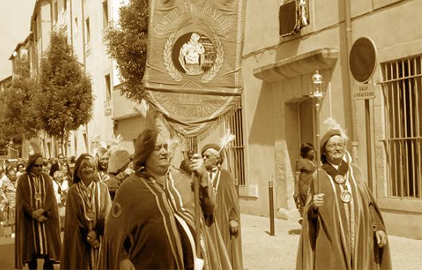 Saint Fulcran à Lodève