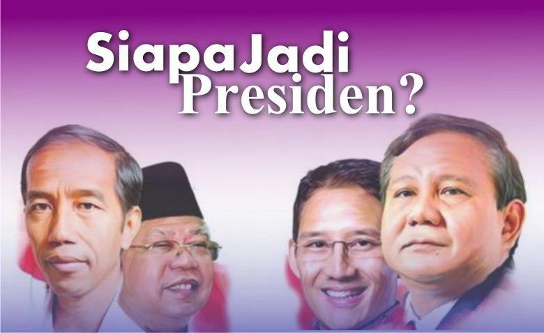 Siapa yang Jadi Presiden?