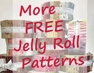 FREE JELLY ROLL PATTERNS-JELLY ROLL QUILTS-FREE PATTERNS