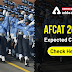 AFCAT 2020  Expected Cutoff: Check Here