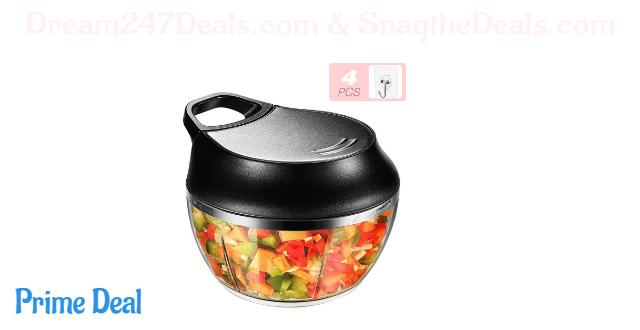50% off  Food Vegetable Chopper