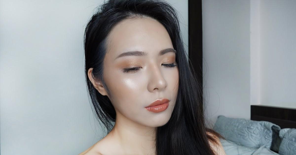 Summer Bronze Makeup Look | Video | Xueqi's Beauty Episode