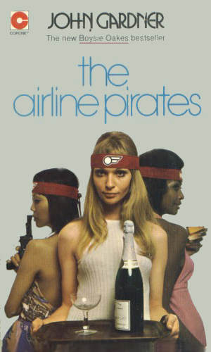 UK edition of the Airline Pirates