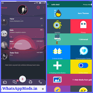 Aero WhatsApp v8.0
