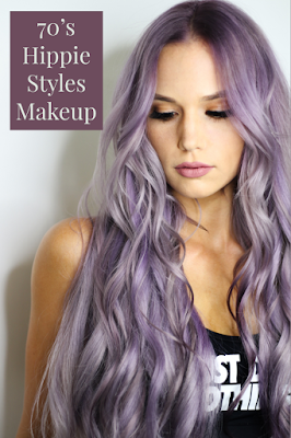 70's hippie makeup styles, - Hippie makeup, hippie makeup looks 2 labelashishkumar