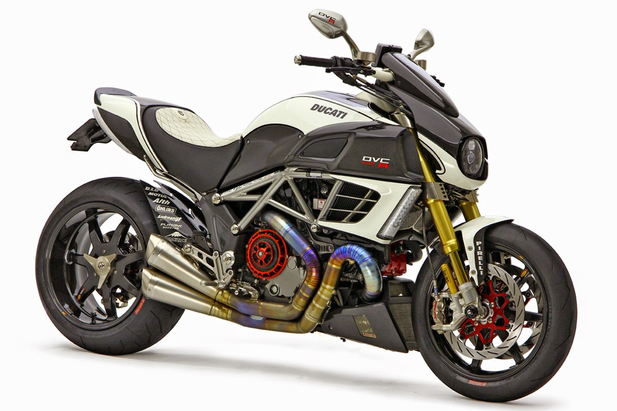racing caf ducati diavel dvc r by moto corse. Black Bedroom Furniture Sets. Home Design Ideas