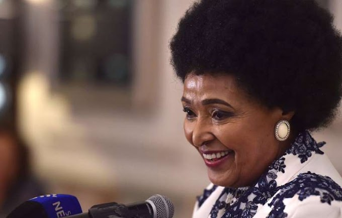 African Women Excellence Awards honour Winnie Mandela, Aretha Franklin