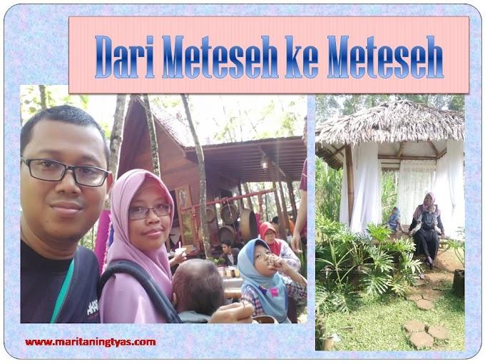 Dari Meteseh ke Meteseh; A Story to Pasar Karetan