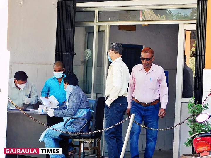 यूपी में कोरोना वायरस से संक्रमित 264 मरीज़, अबतक 3 की मौत