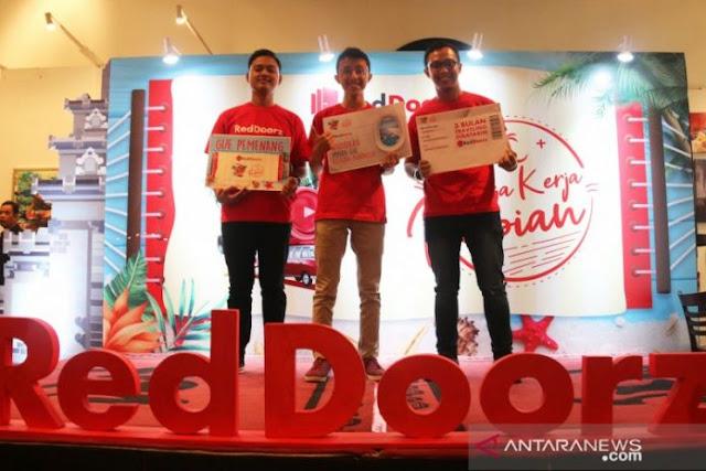 Ini Tiga Anak Milenial Akan Jelajahi Indonesia