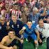 A ritmo de Diomedes Díaz, Junior celebró su paso a la final de la liga