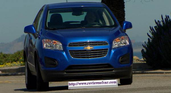 Chevrolet Trax Review Uk Reviews Of Car