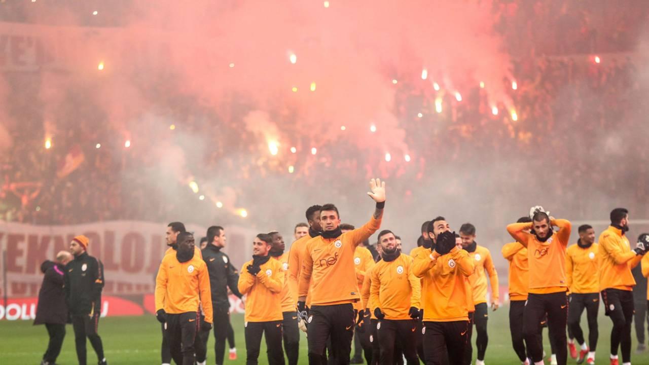Galatasaray, Ali Sami Yen'de idman yapacak!