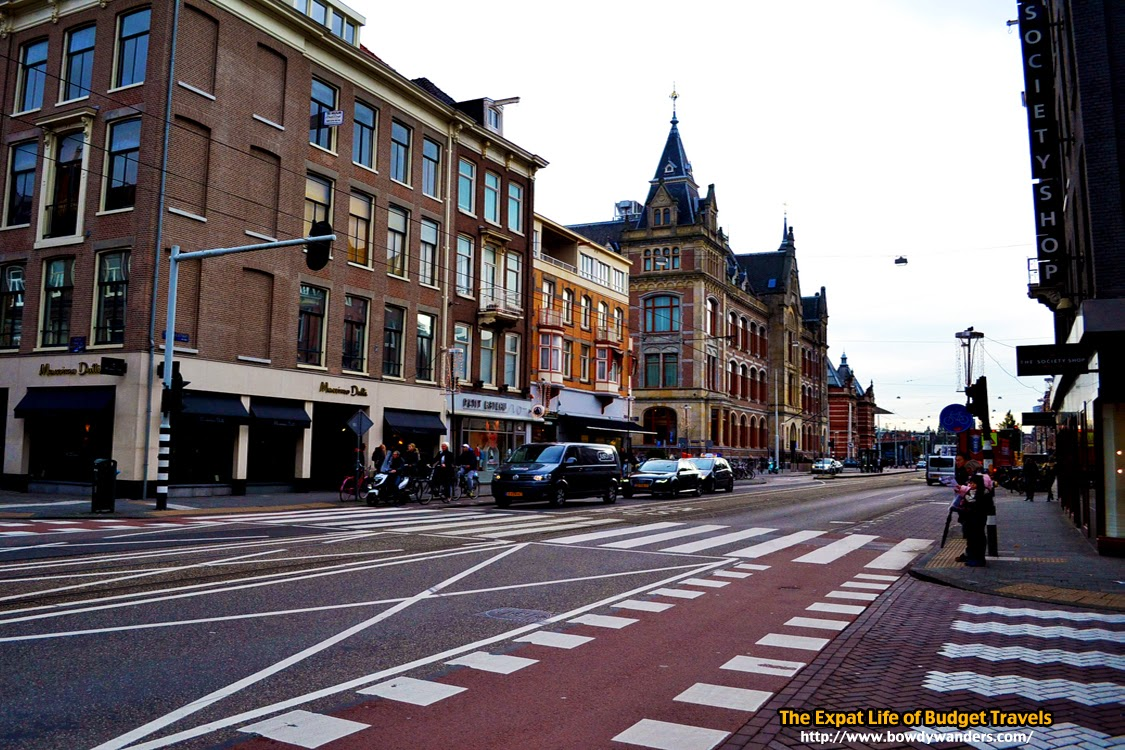 bowdywanders.com Singapore Travel Blog Philippines Photo :: Netherlands :: Seeing the Streets of Amsterdam Transform without Photoshop