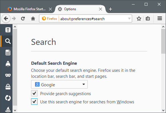 Make Cortana Search Google Instead of Bing in Windows 10