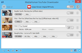 MediaHuman YouTube Downloader 3.9.8.24 (1205) Multilingual Full Crack