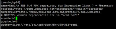 CentOS 7 Sunucuda PHP Sürümünü 5.5, 5.6 veya 7'ye Yükseltmek