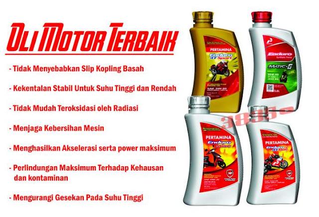 Pertamina Fastron Oli Motor Terbaik