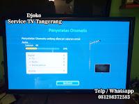 service tv bsd tangerang