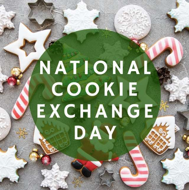 National Cookie Exchange Day Wishes Sweet Images