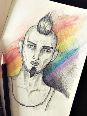 gej rysunki, gej zdjęcia, pride