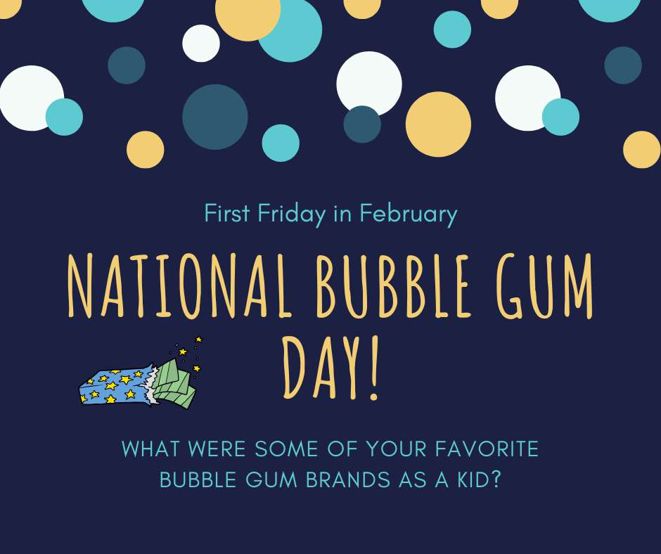 National Bubble Gum Day Wishes Sweet Images