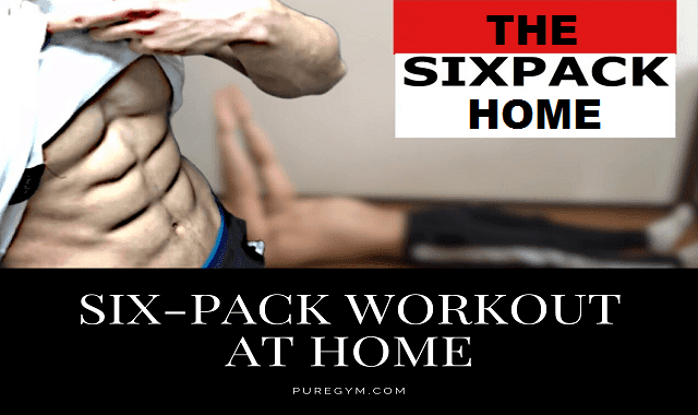 The Ultimate Six-pack Workout At Home