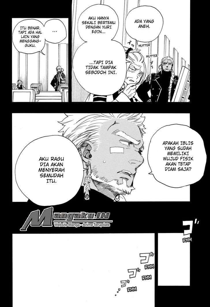 Ao no Exorcist Chapter 108-21
